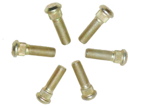 Brand New Ford 2000,2600,3000,4000 Rear Wheel Stud Bolt X 6
