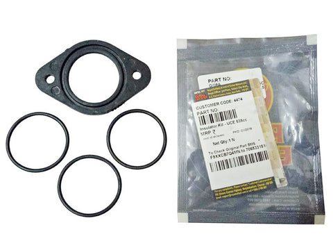 New Royal Enfield GT Continental 535cc Insulator Kit