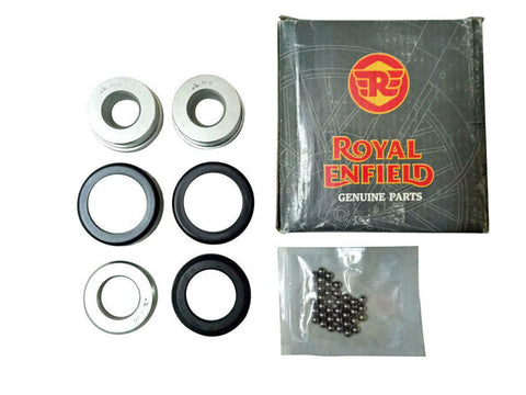 Brand New Royal Enfield GT Continental 535cc Ball Race Kit w/Cover