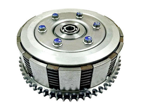 Brand New Royal Enfield GT Continental 7 Plate Complete Clutch Assembly