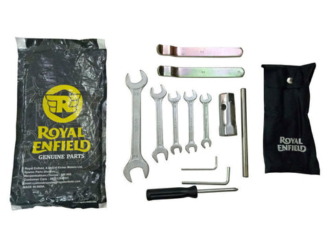 Brand New Royal Enfield GT Continental Repair Tool Kit Assembly