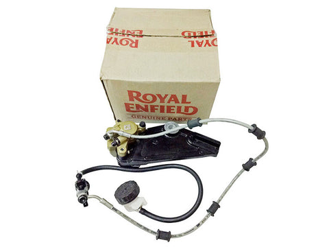 Brand New Royal Enfield GT Continental 535cc Disc Brake System