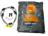 Brand New Rear Brake Hose Assembly For Royal Enfield GT Continental 535