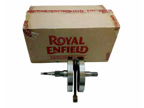Brand New Crank Shaft Assembly Royal Enfield GT Continental 535cc
