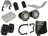 Brand New Royal Enfield Interceptor 650 Accessories Accessory Combo Pack 8 Pcs