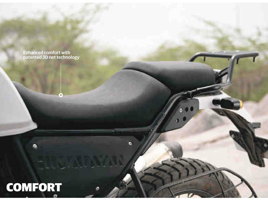 Royal Enfield Himalayan Front Rider Touring Seat with Free Oil Filter