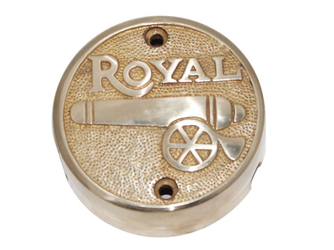 Brand New Royal Enfield Bullet Brass Point Distributor Cover