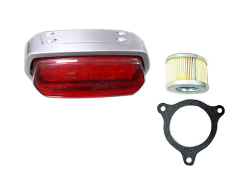 Royal Enfield Himalayan Tail Lamp Assembly With Free Oil Filter