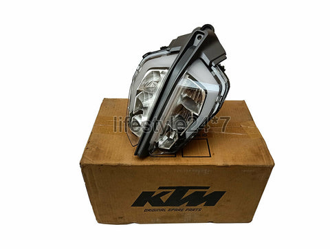 Headlight Head Lamp Assembly 2018-19 Fit For KTM Duke 390
