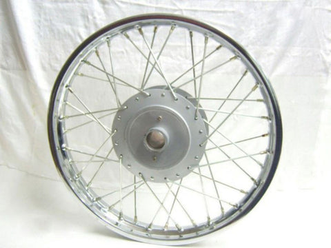 High Quality Rear Wheel+Hub Fits Royal Enfield Bullets available at Royal Spares