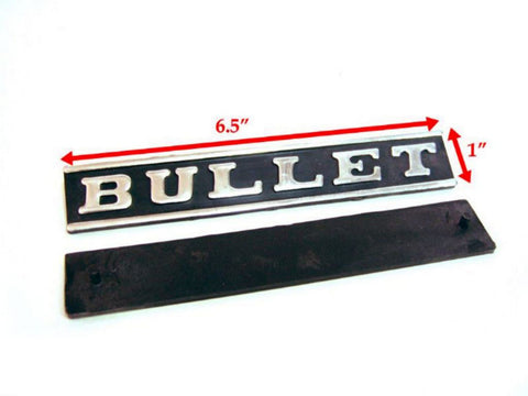 Best Quality Bullet Logo Decal Fits Royal Enfield 500cc