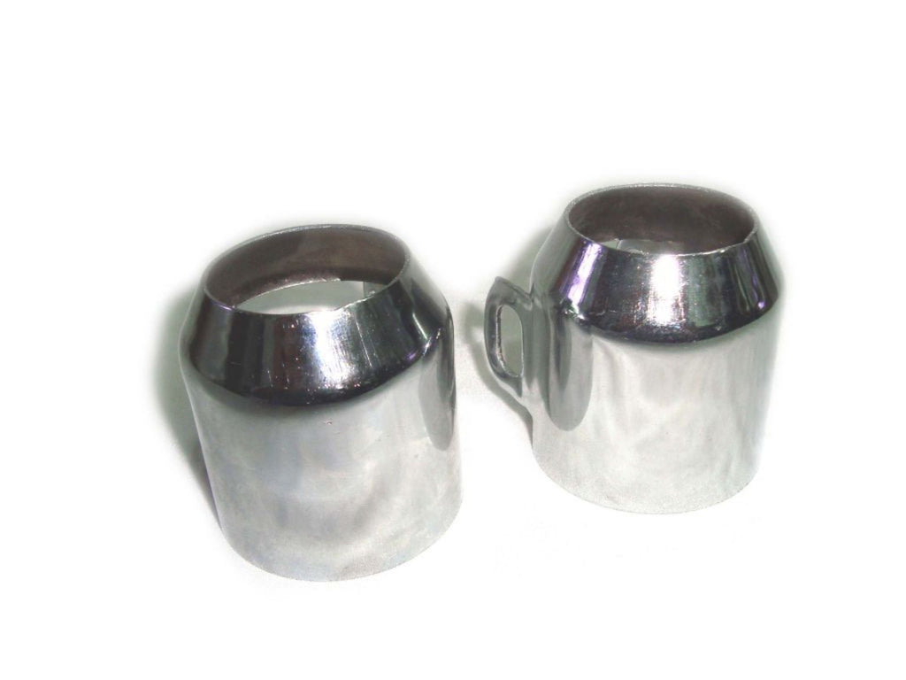 Buy Short Pair Front Fork Cover Tube Fits Royal Enfield