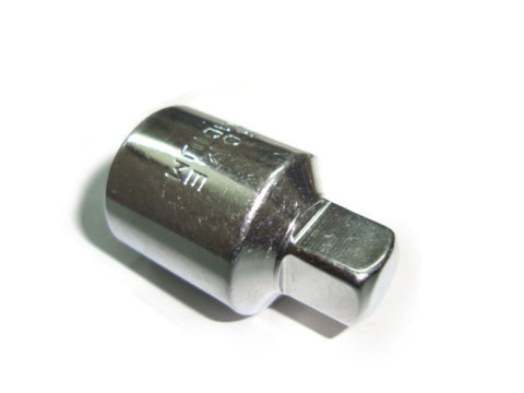 "Brand New Drive Adaptor Chrome Vanadium 1/2"" - 3/8"" available Online at Royal Spares"