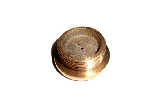 Brand New Pair Of Brass Tool Box Flower Screws & Castle Nuts Fits Royal Enfield available at Online at Royal Spares