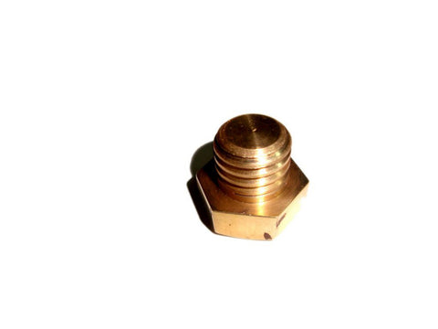 Brand New Pure Brass Swinging Arm Nut Fits Royal Enfield available at Online at Royal Spares