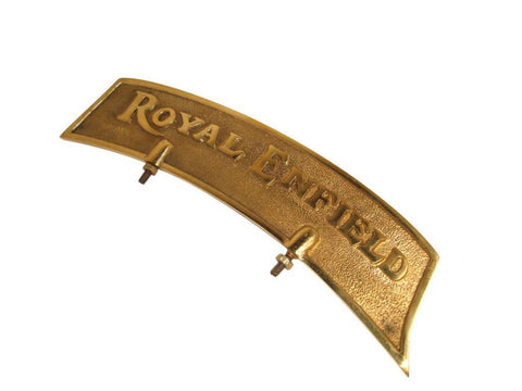 Brand New Unused Securely Packed Brass Steering Stem Lock Flower Nut Fits Royal Enfield Bullet available at Online at Royal Spares