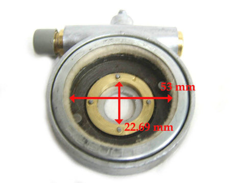 Speedo 0-180Kmph + Steel Hub Drive +  Long Cable Fits Royal Enfield