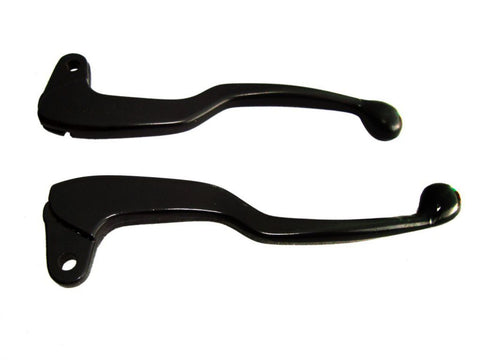 Standard & Other Model Clutch & Brake  Lever Set Powder Coated Fits Royal Enfield available Online at Royal Spares
