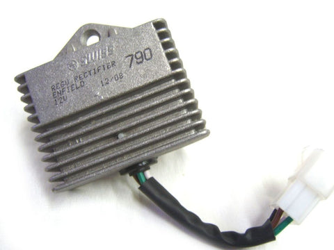 New 12v Regulator Rectifier Fits Royal Enfield Vintage available at Online at Royal Spares
