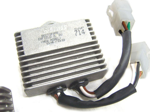 New 12v Regulator & Rectifier Unit Kit Fits Royal Enfield available at Online at Royal Spares