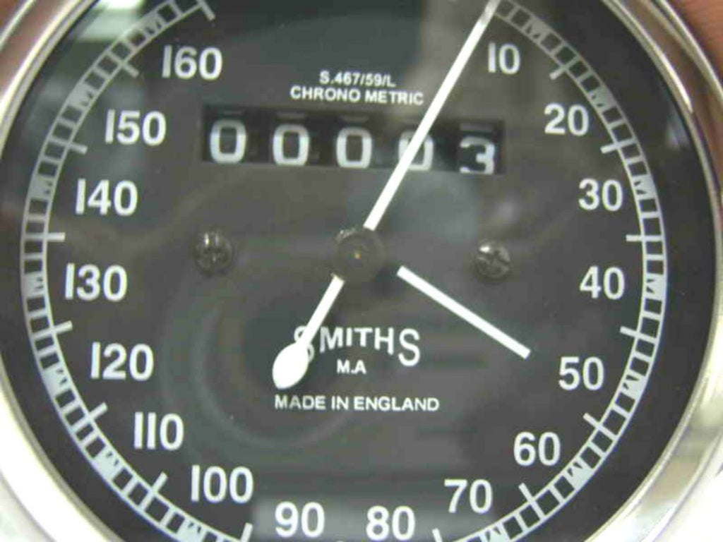 Buy Smiths Speedometer 0-160KM/HR Fits Royal Enfield Online