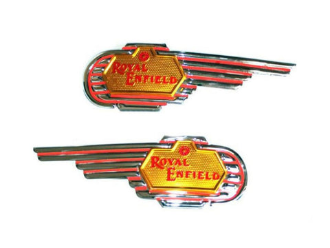 Brand New Petrol Tank Motif Kit Fits Royal Enfield Early Models available at Online at Royal Spares