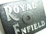New Alloy Tappet Cover Raised Silver Fits Royal Enfield available at Online at Royal Spares