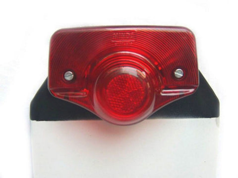 New Rear Number Plate + Light Assly + Reflector Fits Royal Enfield available at Online at Royal Spares