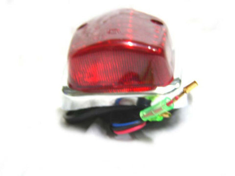 New Rear Tail Light Assembly With Bulb Fits Royal Enfield Bullet available at Online at Royal Spares