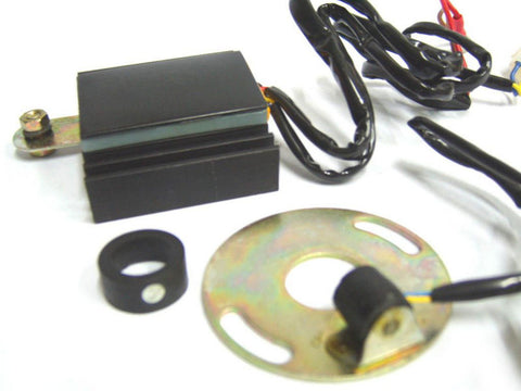 New Genuine Electronic Ignition Kit Fits Royal Enfield available at Online at Royal Spares