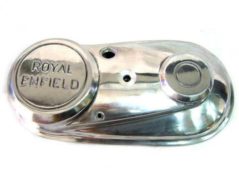 New Chain Case Outer Cover 4 Speed Fits Royal Enfield available at Online at Royal Spares