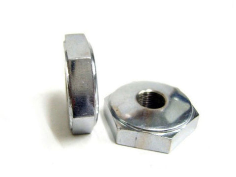 New Chromed Swinging Arm Nut Fits Royal Enfield Bullet available at Online at Royal Spares