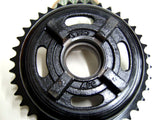 New Rear Wheel Sprocket Brake Drum Fits Royal Enfield available at Online at Royal Spares