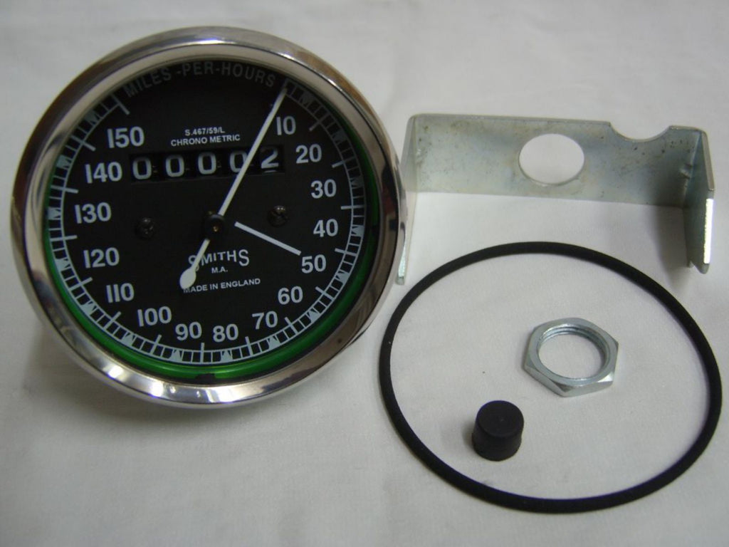 Buy New Classic Smiths Speedometer 0-150 M/Hr Fits Vintage
