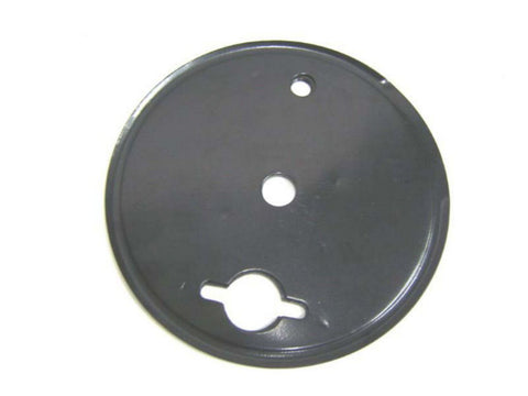 New Rear Brake Black Cover Plate Fits Royal Enfield available at Online at Royal Spares