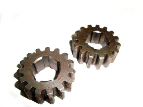 New Main Shaft Gear Pinion 15T Fits Royal Enfield available at Online at Royal Spares