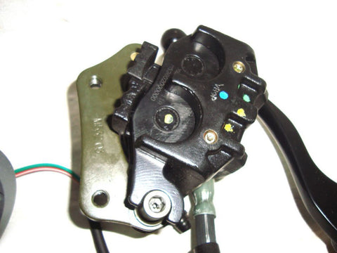 New Box Packed Disc Brake Conversion Kit Fits Royal Enfield Motorcycle available at Online at Royal Spares