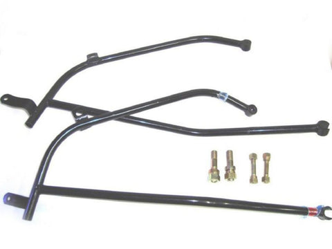 New Rear Mudguard Carrier Lh/Rh Black Fits Royal Enfield 350cc Models available at Online at Royal Spares