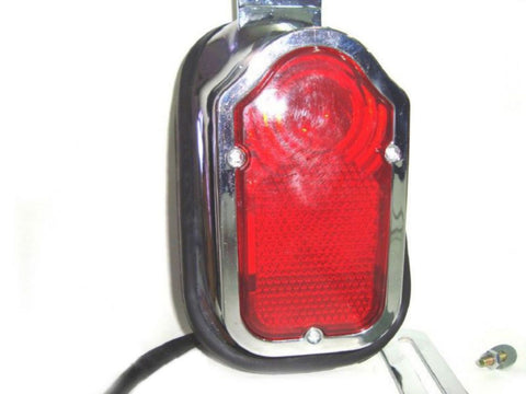 New Complete Tombstone Rear Tail Light Assembly Fits Royal Enfield available at Online at Royal Spares