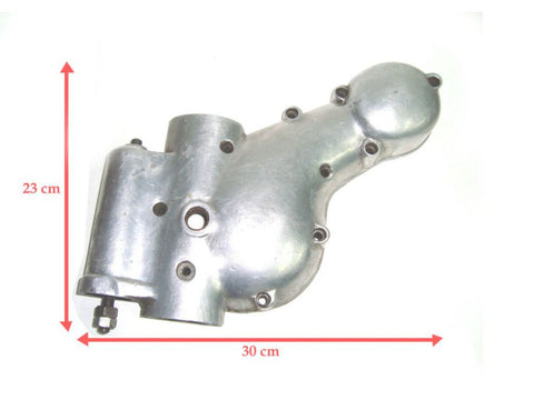New Genuine Timing Cover + Screw Kit Fits Royal Enfield available at Online at Royal Spares