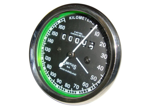 Speedo 0-160 Kmph With Speedometer Cable Fits Royal Enfield available at Online at Royal Spares