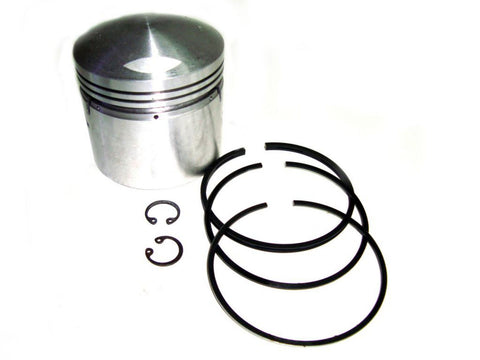 "Complete 0.040"" O/S Piston Assly Fits Royal Enfield 500cc Model available at Online at Royal Spares"