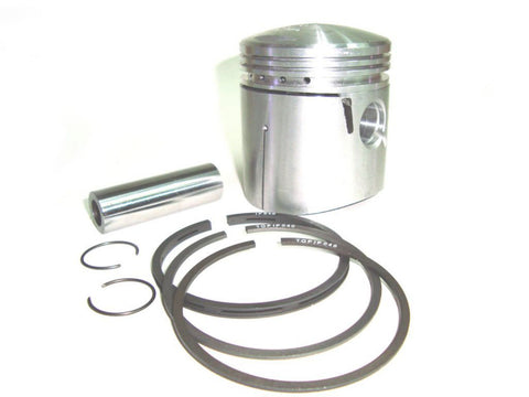 "New Piston Assembly O/S .040"" Fits Royal Enfield 350cc available at Online at Royal Spares"