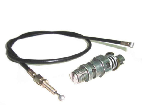 New Complete Decompressor Assly + Cable Fits Royal Enfield available at Online at Royal Spares
