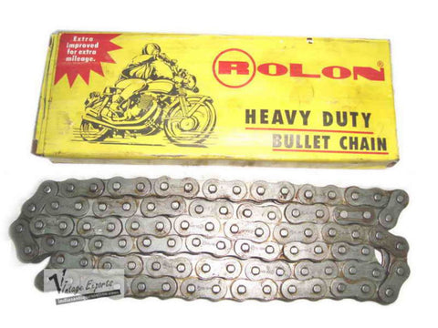 New Rear Chain Heavy Duty Rolon Fits Royal Enfield available at Online at Royal Spares