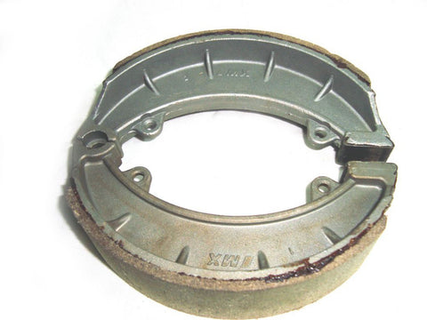 New Extra Heavy Duty Pair Of Brake Shoes Fits Royal Enfield available at Online at Royal Spares