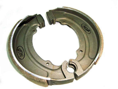 New Brake Shoes Fits Vintage Royal Enfield available at Online at Royal Spares