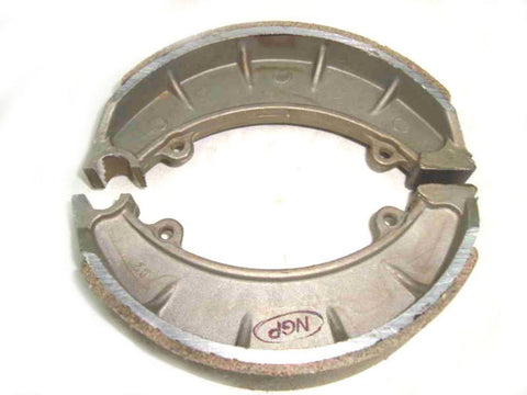 "New 7"" Pair Of Brake Shoes Fits Royal Enfield available at Online at Royal Spares"
