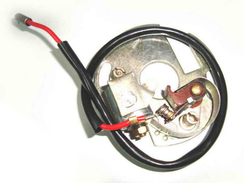 New 12v Contact Breaker Plate Assembly Fits Royal Enfield available at Online at Royal Spares