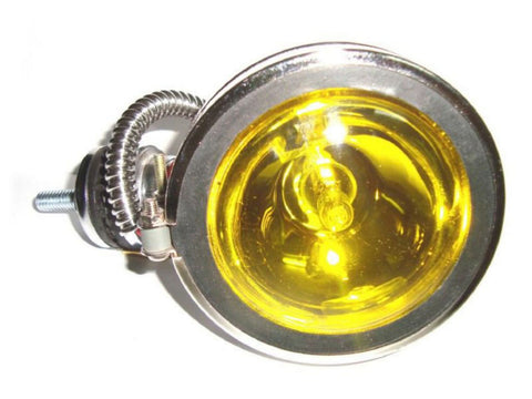 New 12V Halogen Fog Lamp Yellow H3-55W Fits Royal Enfield available at Online at Royal Spares